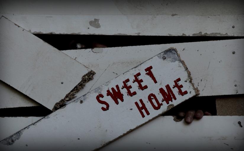 SWEET HOME_ RodajeZombi