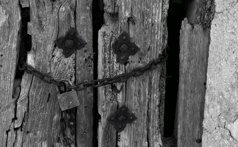 La vieja puerta