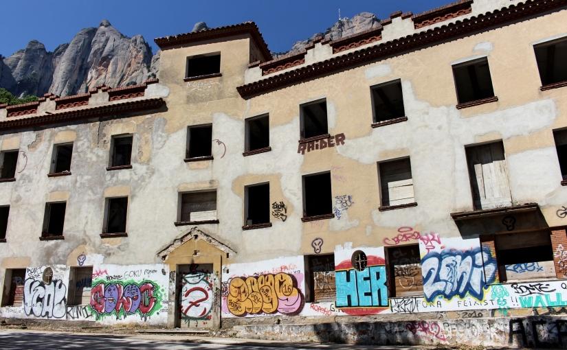 El Colonia Puig, un hotelabandonado